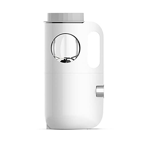 Goodvk Babynahrungszubereiter Kreative Kochen Nahrungsergänzungsmittel Multifunktionale Kochmaschine Baby Automatische Nahrungsergänzungsmittel Maschinenschleifer Einfach zu Verwenden