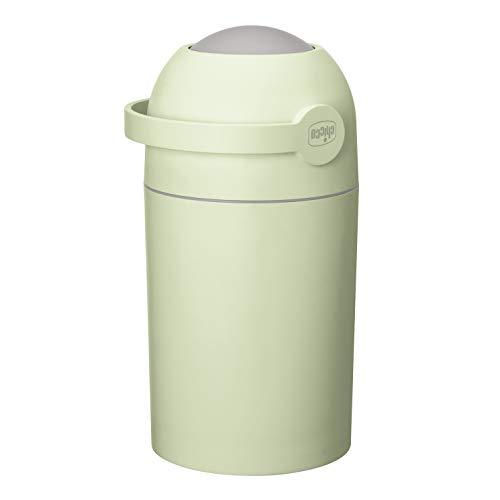 Chicco Windeleimer Odour OFF, - geruchsdichtes System, herkömmliche Tüten verwendbar, Grün