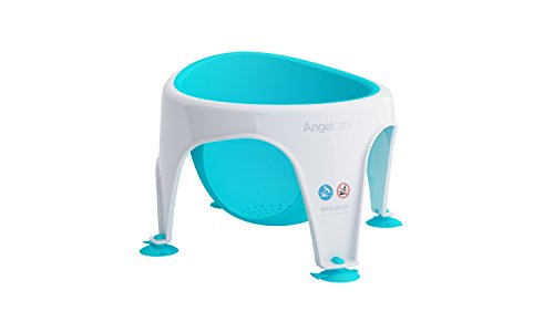 Angelcare Soft Touch Bad Sitz (Aqua) – Blau AC3100