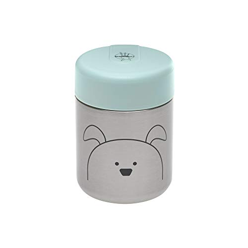 Edelstahl Thermobehälter für Babybrei