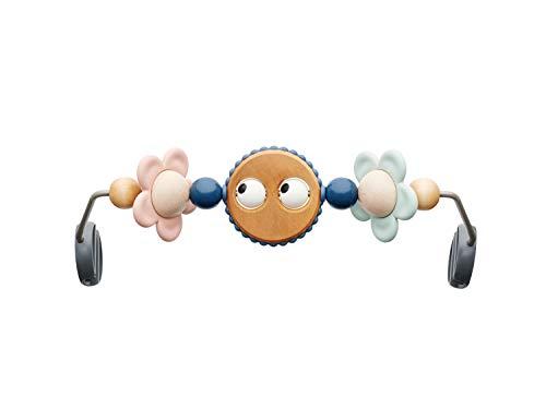 BABYBJÖRN Spielzeug für Babywippe, Fröhliche Augen Pastel