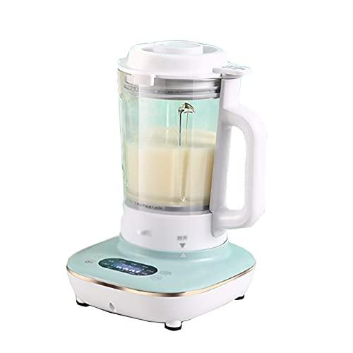 Goodvk Babynahrungszubereiter Haushalt Multifunktions-Sojabohnenmilchmaschine Heizung Automatische Baby-Nahrungsergänzungsmittel-Maschinensaft-Schleifmaschine Einfach zu Verwenden