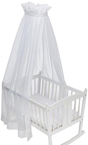 Sterntaler Bett-Himmel, Alter: Für Babys ab der Geburt, Weiß