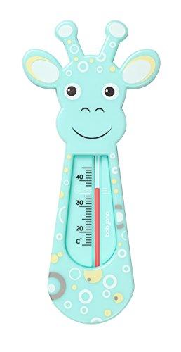 Schwimmendes Badethermometer Giraffe