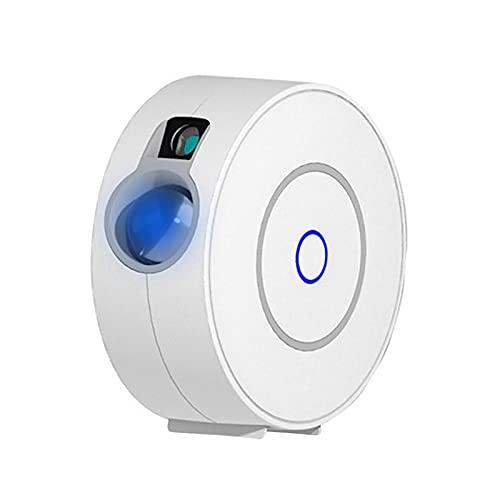 Yubenhong LED Alexa Sternenhimmel Projektor, Smart LED Sternenprojektor 3D mit App-/Sprachsteuerung, Timer, Kompatibel mit Alexa/Google Assistant, Geeignet für Baby Kinder Schlafzimmer Heimk (A)
