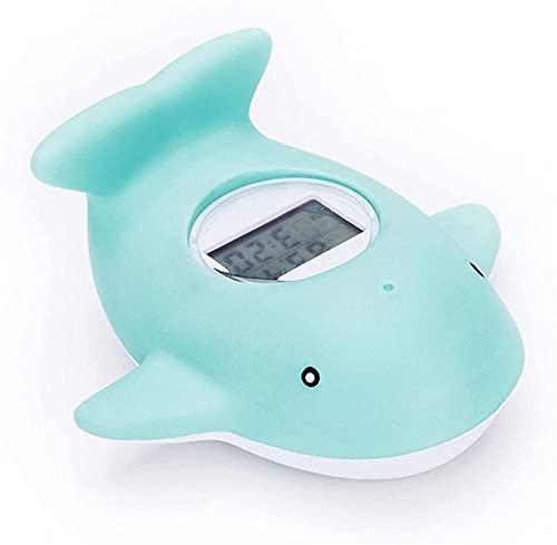GXT Babybad Thermometer Haushalt für Kinder Badewanne Schwimmbad Sicherheitsthermometer mit Temperaturalarm Bequem und schnell