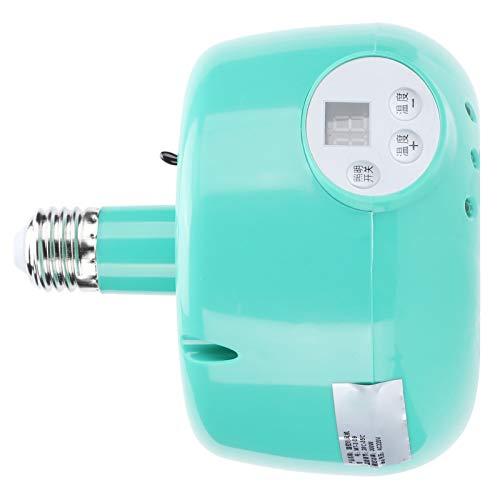 Heizlampenthermostat, Heizleistung ist ein hoher Heizlüfter, hilft bei der Verdauung im Magen für Pet Chicken Travel Home