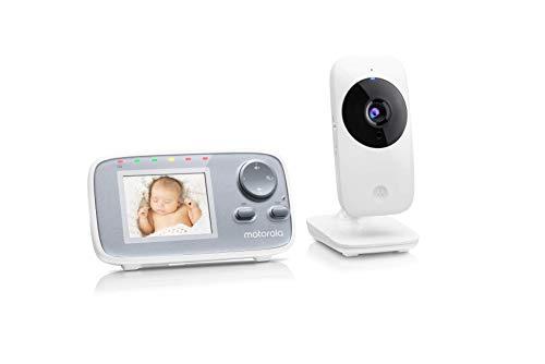 Motorola Video Babyphone mit Infrarot Nachtsicht