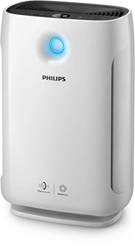 Philips AC2889/10 Luftreiniger 2000 series (Raumgröße bis zu 79 qm, App Steuerung, Luftqualitätsanzeige), 1 Stück
