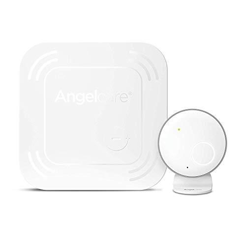 Angelcare A0017-DE0-A1022 Bewegungsmelder mit Wireless-Sensormatte AC017-D, weiß