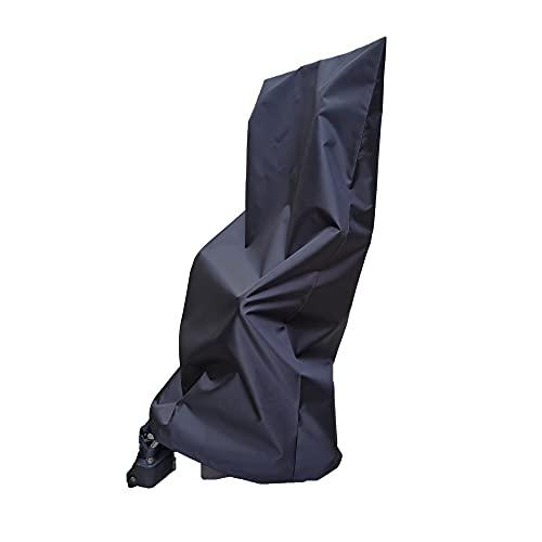 Aveanit Regenschutz REGENHAUBE für Römer, Universal Kinderfahrradsitze Sitzfester wasserdichter Abdeckung Regenhülle für Kinder Fahrradsitz hinten
