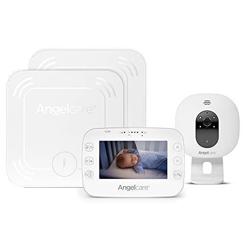 Angelcare 3330 SmartSensor Pro 3: 3-in-1 Überwachung, mehrfarbig, 893 g