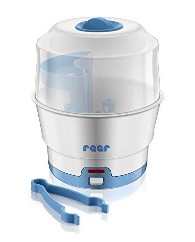 Reer VapoMat Vaporisator, Desinfektion in 10 Minuten, weiß, 36020
