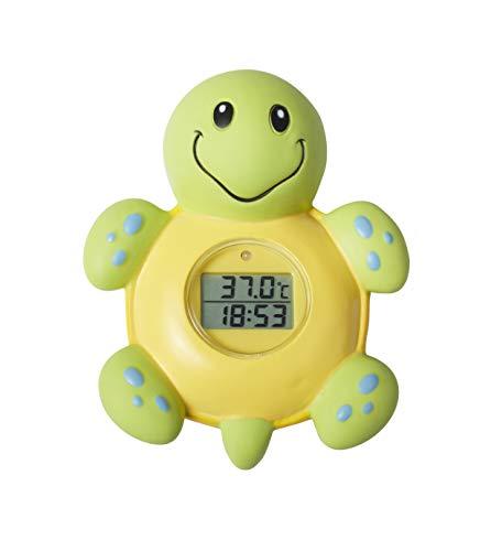 Nuby Badethermometer Schildkröte mit Piepton