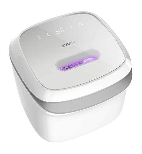 UV-Licht-Desinfektionsmittel   UV-Sterilisator-Box   Sterilisiert in Minuten ohne Reinigung   Touchscreen-Steuerung   für Babys und die ganze Familie