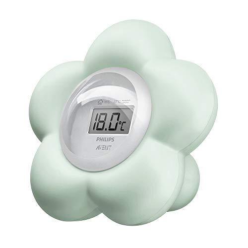 Philips Avent SCH480/00 Badethermometer, grün