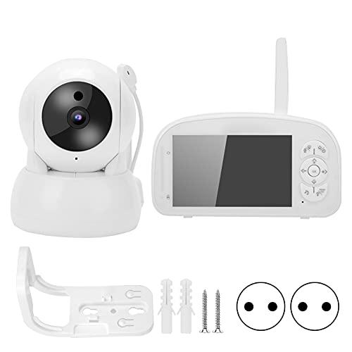 Babyphone, 2-Wege-Sprachmonitor 2,4 GHz zur Überwachung von Säuglingen für Passen Sie auf Ihr Baby auf(Übersetzen)