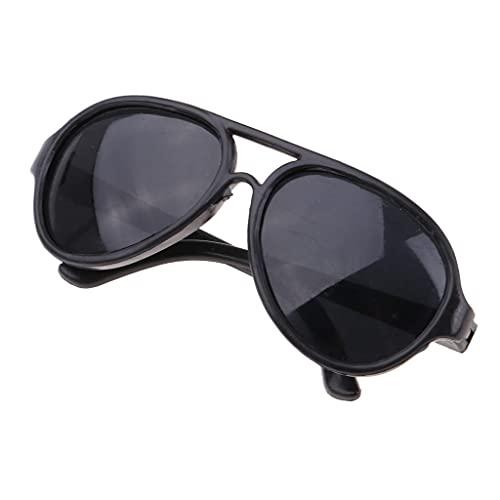 Hellery Mode Sonnenbrillen Brillenbrillen für 25cm Mellchan Puppen