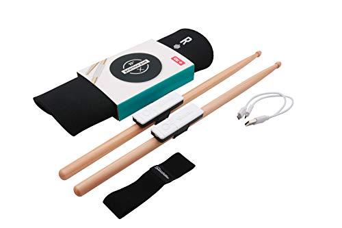 Senstroke   Bluetooth verbundenes Schlagzeug-Kit   Spielen Sie überall mit echtem Kontakt   Lernen Sie Trommeln und verbessern Sie   Essential Box   Von Redison