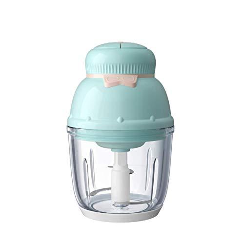 SXXYTCWL Fleischschleifmaschine Multifunktionale Haushalt Elektrische Kleinwohnscheibe Kochen Mischen Hackfleischmaschine Baby Baby Nahrungsergänzungsmittel jianyou