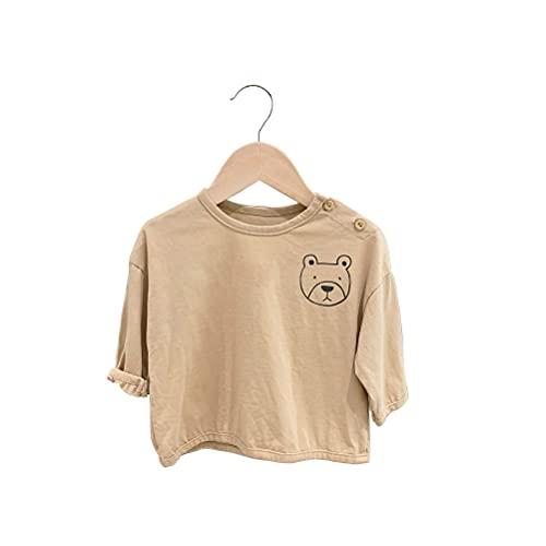 ARAUS Kleinkinder Jungen Bekleidungssets,Kinder Sommer T-Hemd und Latzhose,0.5-4 Jahre