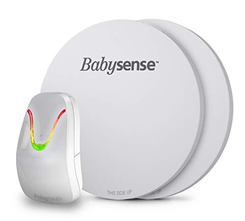 NEU BABYSENSE 7 Baby Atmungsmonitor mit 2 Sensormatten. Medizinisch zugelassenen!