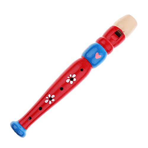 freneci Kinderspielzeug Blockflöte Kinder Musikschule Musikinstrument Anfänger Flöte