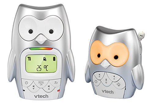 VTech 80-055600 Babyphon BM2300, grau