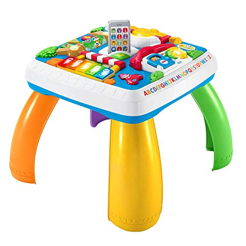 Fisher-Price HBB67 Puppy's Around The Town Learning Table