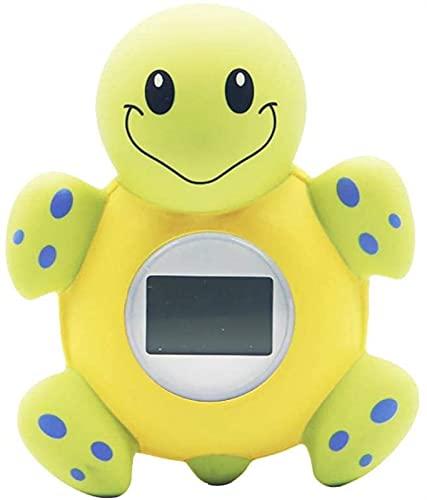 hwljxn Baby Bad Thermometer, tierform Baby Wasser Thermometer digital Bad Thermometer Baby mit led warme Alarm sicher Baden Spielzeug für Kinder Bad