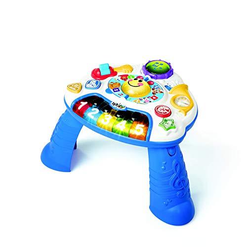 Höhenverstellbarer Spieltisch mit Klaviertasten