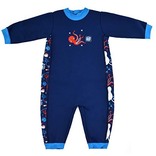 Splash About Baby Ganzkörper-Schwimmanzug, Under The Sea, 12-24 Monate