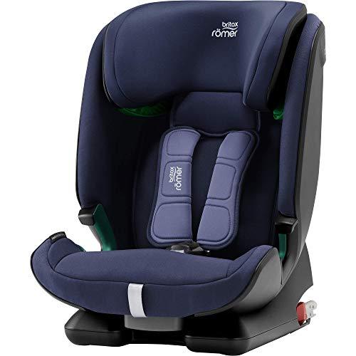 Britax Römer Kindersitz 15 Monate - 12 Jahre   76 - 150 cm   ADVANSAFIX M i-SIZE Autositz Isofix   Moonlight Blue