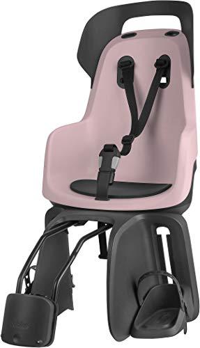 Bobike GO 1P Kindersitz pink 2021 Fahrrad-Sitz Kinder Jugendliche Rad-Sitz