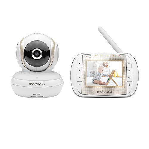 Video-Babyphone Motorola mit digitalem Zoom