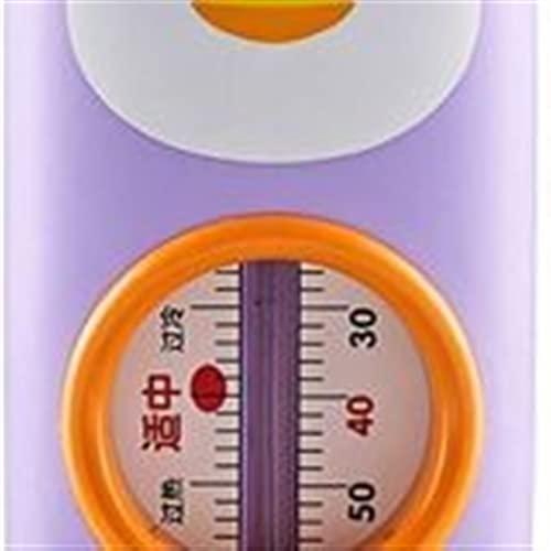 GXT Baby Badethermometer, Cartoon-Badewassertemperatur, Raumthermometer für die Badewanne, bequem und schnell (Farbe: Violett)