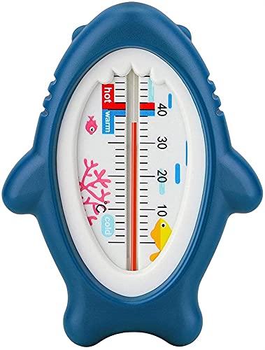 GXT Baby-Bade- und Raumthermometer, Badewannenthermometer, schwimmender Alarm für Säuglingsbadewanne und Schwimmbad, bequem und schnell