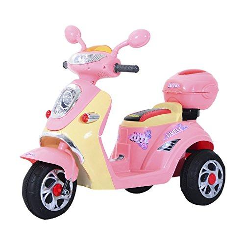 HOMCOM Elektro Kindermotorrad