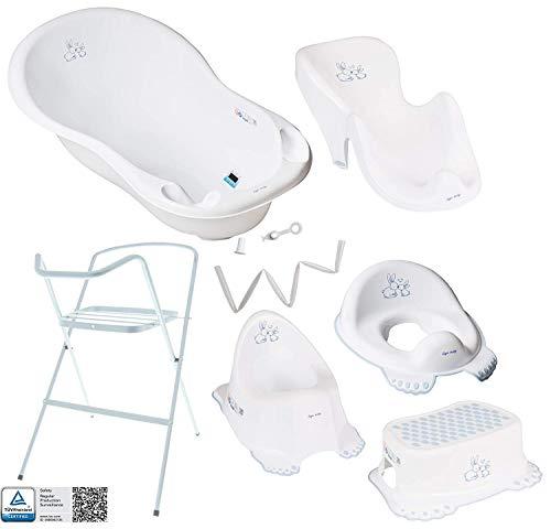 7-teiliges Badewannenset für Babys