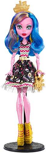 Monster High Mattel FBP35 Gruselschiff Gooliope Jellington Puppe