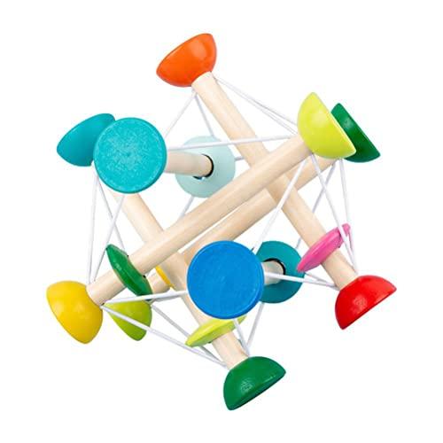 Kinder Erfassen Ball, Säuglinge Weichen Sensorischen Ball Spielzeug Einfach Erfassen Sensorischen Beißring Spielzeug Kinder Biegsam Greifen Oball für Frühen Bildungs Kind Touch Hand Ball
