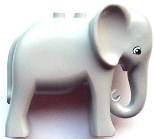 Lego Duplo großer Elefant - Zoo Tier