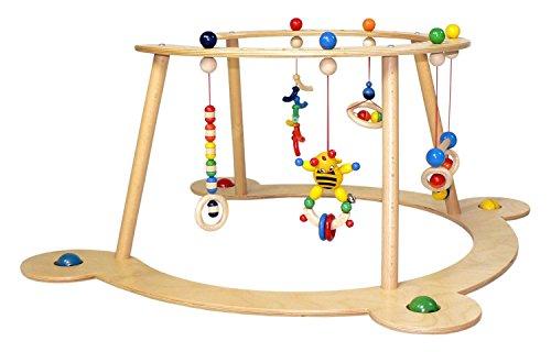 Hess-Spielzeug 13333 - Babyspiel und Lauflerngerät
