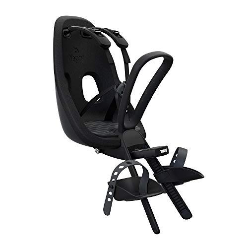 Thule Kinder Yepp Nexxt Mini Kindersitz, Schwarz, portata massima 15kg