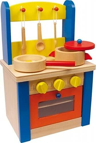 Kinderküche aus Holz Spielküche 37 Cm