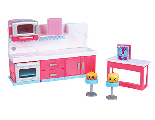 Shopkins Chef Club Hot Spot Küche Spielset