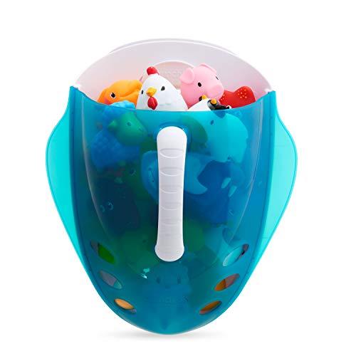 Munchkin - Badespielzeugsammler und Aufbewahrungskorb, blau