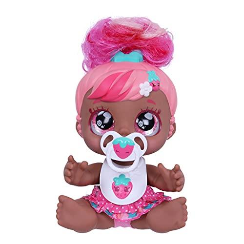 Kindi Kids 50125 Baby Puppe 16,5 cm und 2 Accessoires
