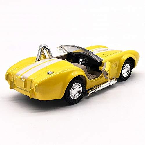 LYQQQQ Automodell, 01.32 Auto-Modell-Simulation Legierung Druckguss-Spielzeug Auto Schmuck-Kollektion Von Schmuck 12.5x4.5x5.5cm