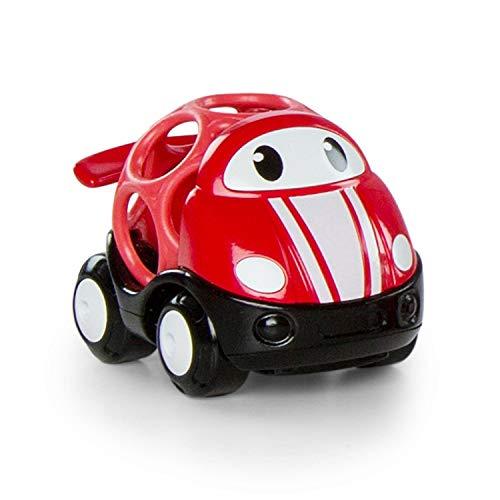 Bright Starts, Oball, Go Grippers, Spielzeug, Sortiment Einsatzfahrzeuge aus robustem, leicht greifbarem Material, perfekt für unterwegs